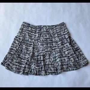 Banana Republic Navy Skirt (8)